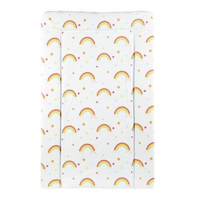CuddleCo Changing Mat - Rainbow