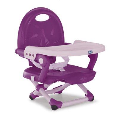 Chicco Pocket Snack Booster - Violetta