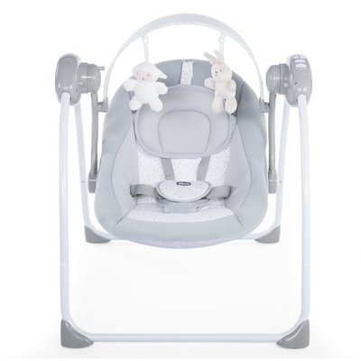 Chicco Swing Relax & Play - Cool Grey