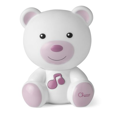 Chicco Dream Light Bear - Pink - Default