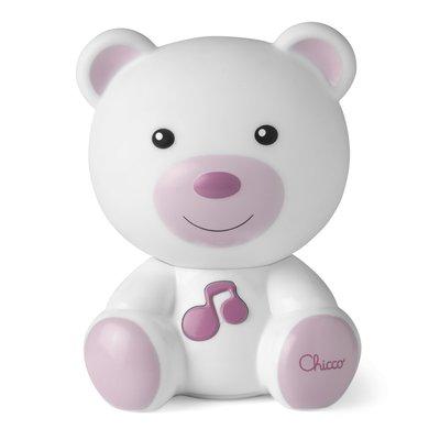 Chicco Dream Light Bear - Pink
