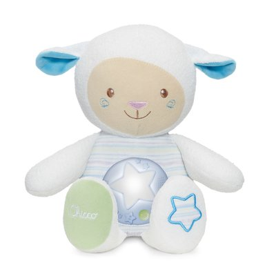 Chicco Mama Lullaby Sheep - Blue