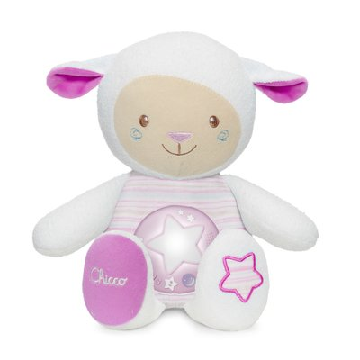 Chicco Mama Lullaby Sheep - Pink - Default