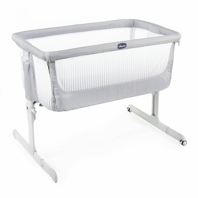 Chicco Next2Me Air Crib - Stone - Default