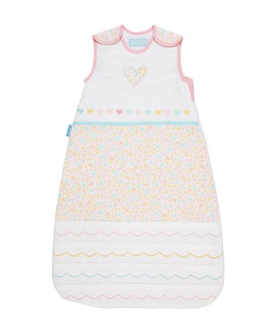 Grobag Dolls House Sleep Bag 0-6 months 2.5 tog