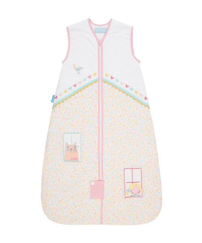 Grobag Dolls House Sleep Bag 18-36 months 2.5 tog