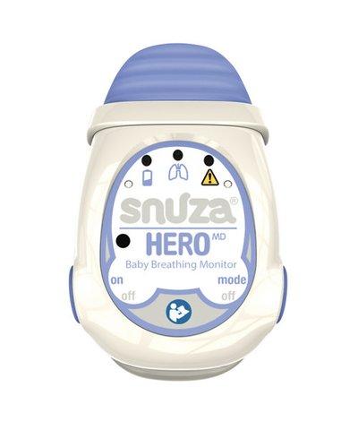 Snuza Hero MD Portable Baby Breathing Monitor