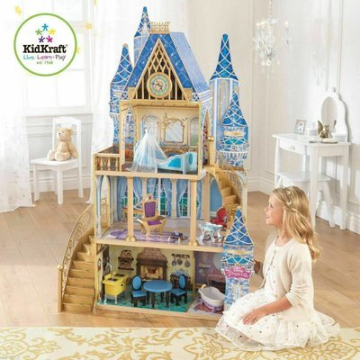 Disney Dollhouse Princess Cinderella