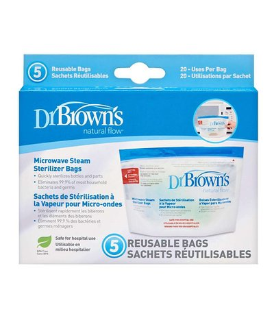 Dr Browns Microwave Steriliser Bag
