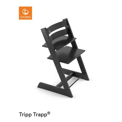 Stokke Tripp Trapp Chair - Black