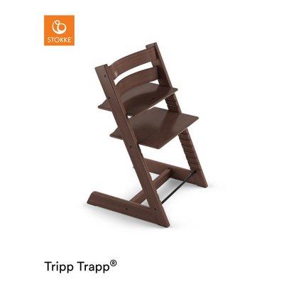Stokke Tripp Trapp Chair - Walnut Brown