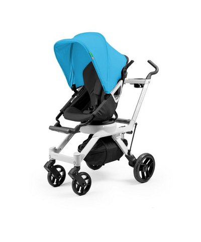 Orbit Baby - Pacific Blue Colour Pack for Stroller Seat G2
