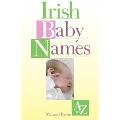 Irish Baby Name Book