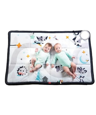 Tiny Love Super Mat Magical Tales Black and White