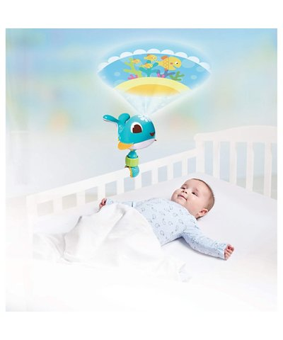 Tiny Love Take-Along Projector - Cody - Blue