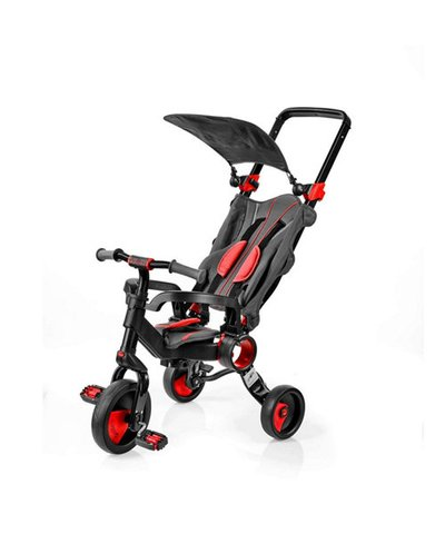 Galileo 4 in 1 Folding Strollcycle