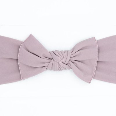 pippa bow blush small