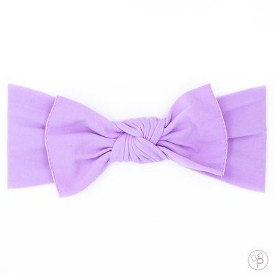 Little Bow Pip Bow Lilac Medium