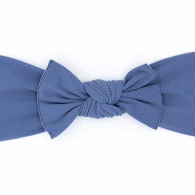 Little Bow Pip's Pippa Bow Midnight Blue - Medium