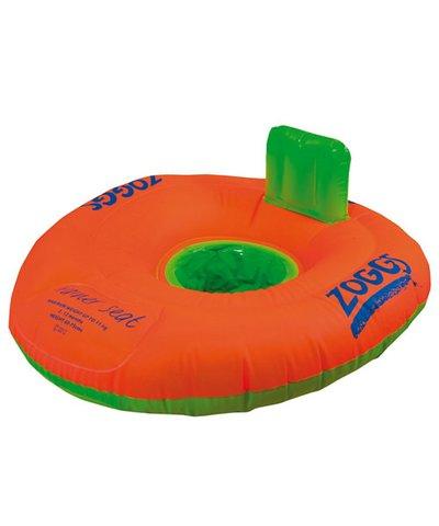 Zoggs baby swim seat (12-18 months) - orange