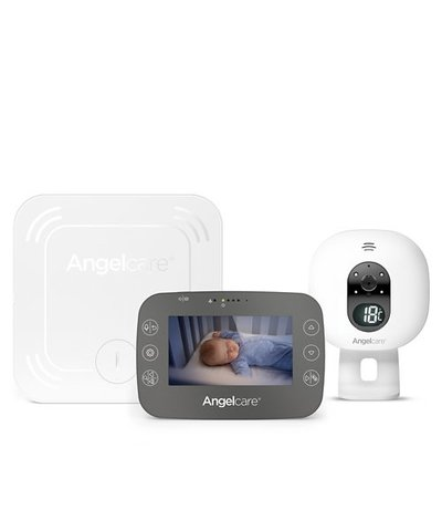Angelcare AC337 baby movement monitor with video
