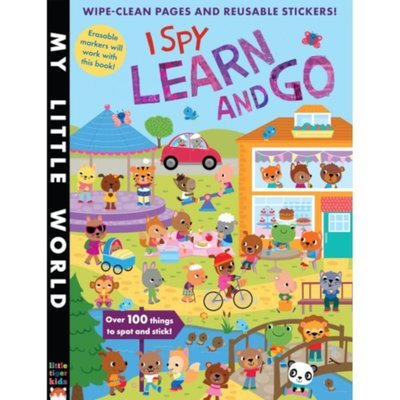 I Spy Learn& Go