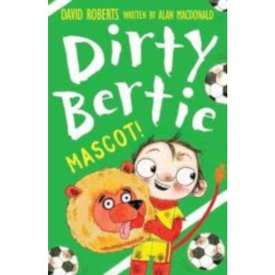 Dirty Bertie Mascot