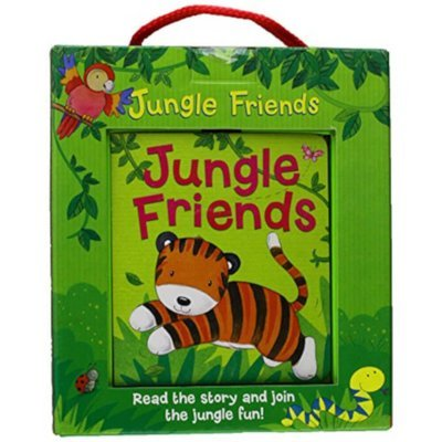 Jungle Friends Gift Set