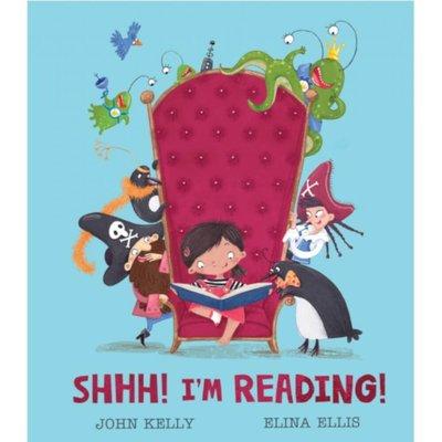 shhh! Im reading!
