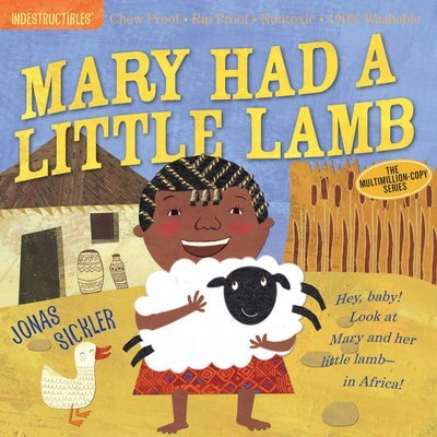 Mary Had a Little Lamb Indestructibles