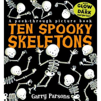 10 Spooky Skeletons
