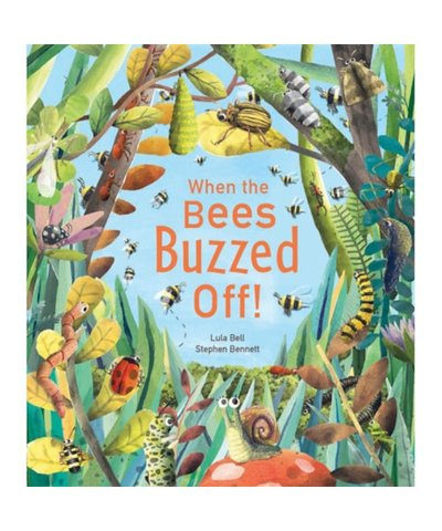 When the Bees Buzzed Off!