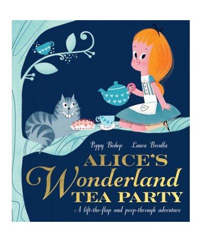 Alices Wonderland Tea Party
