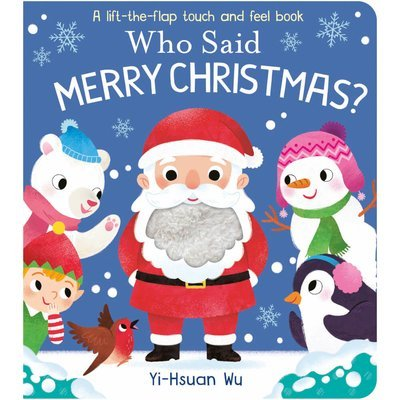 Who Said Merry Christmas?