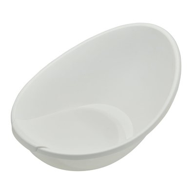 Baby Elegance Bubble Tub - White