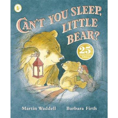 Cant You Sleep Little Bear?