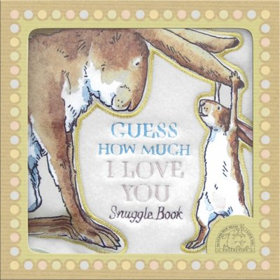 Snuggle Book Guess How Much I Love You