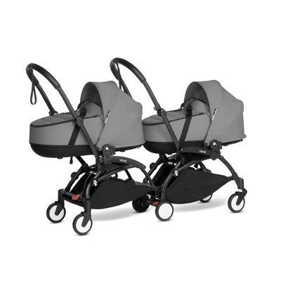 BABYZEN YOYO Twin Complete from Birth Stroller