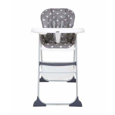 Joie Mimzy Snacker Highchair - Twinkle Linen
