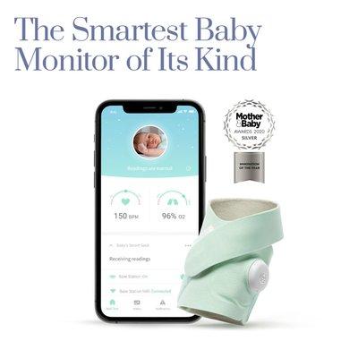 Owlet Smart Sock V3 - Mint