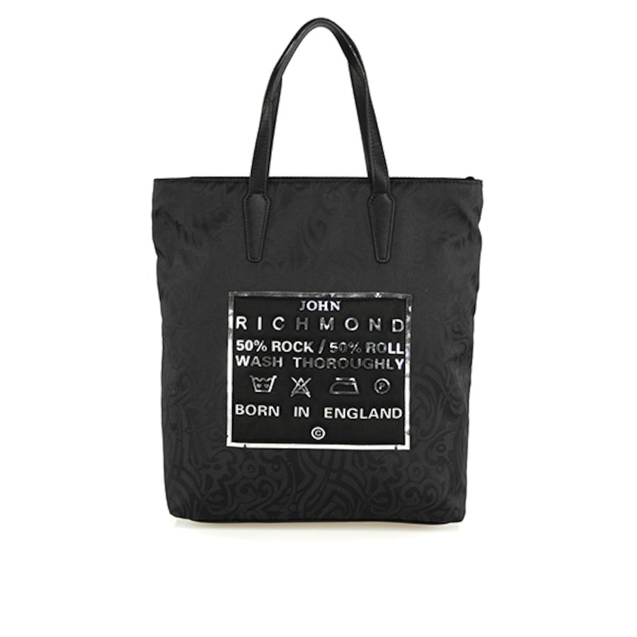 Tattoo Jacquard Label Bag 003