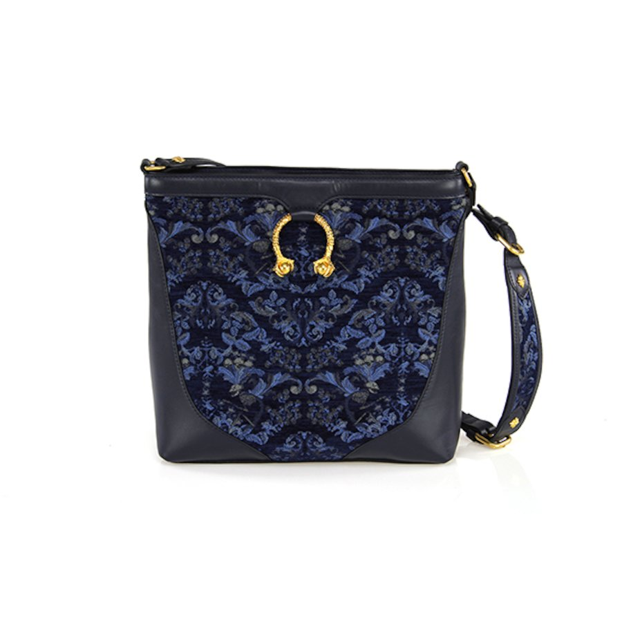 Tapestry Bag 003 - Blue
