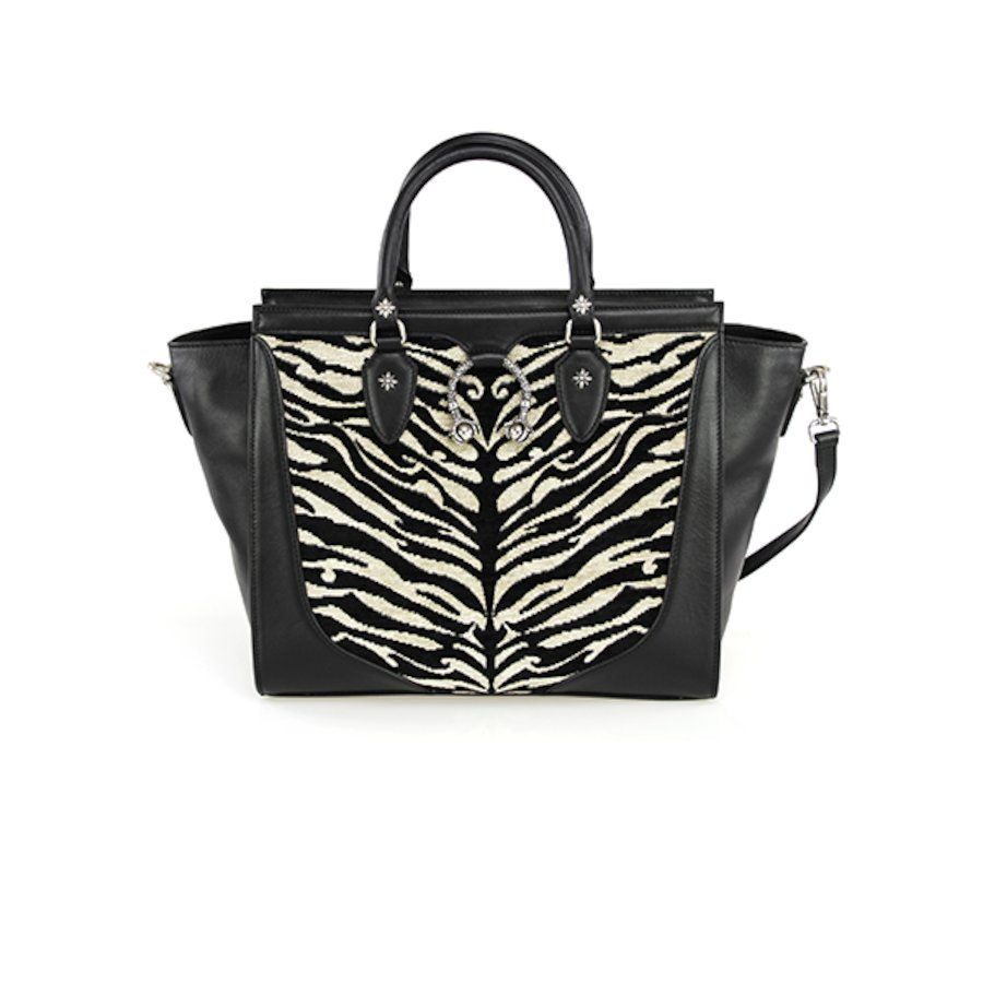Tapestry Bag 006 - Zebra