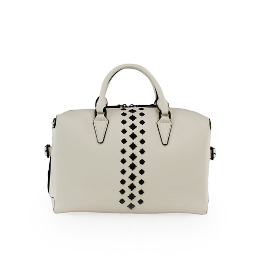 Black Sabbath Bag 004 - Ivory