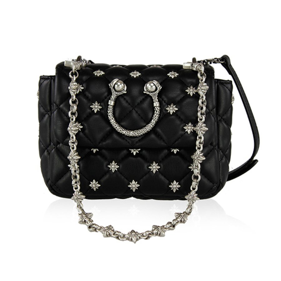 Quilted pu Bag 001