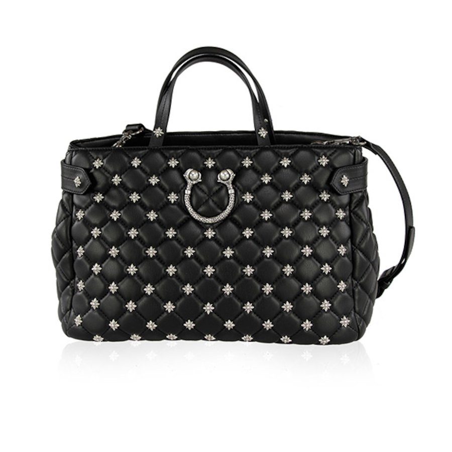 Quilted pu Bag 004