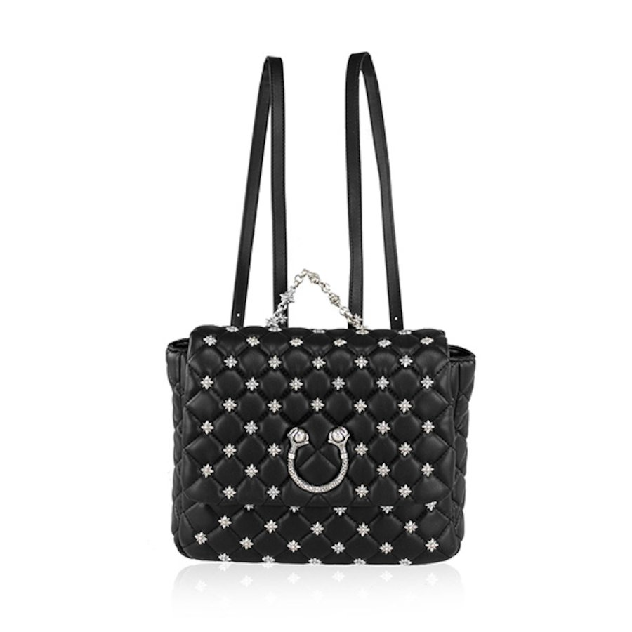 Quilted pu Bag 005
