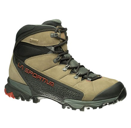 GoreTex Hiking Shoes Men (Waterproof Options) - MALE - Nucleo Gtx - Image