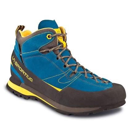 Calzature & Accessori blu per uomo La Sportiva Boulder 8xeLCcX