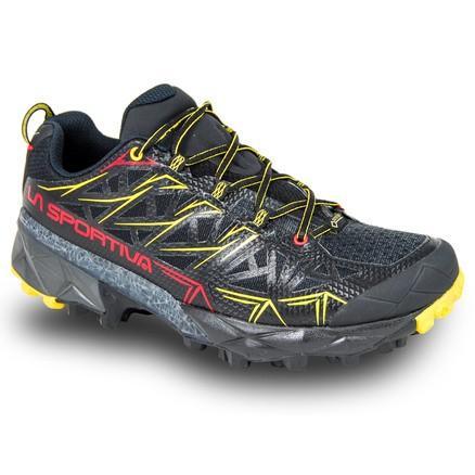 La Sportiva Akasha Grün, Damen Trailrunning- & Laufschuh, Größe EU 40.5 - Farbe Emerald-Mint Damen Trailrunning- & Laufschuh, Emerald - Mint, Größe 40.5 - Grün